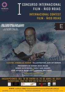 ATENCIÓN CANCELADO!!!! Concurso Internacional filin Ñico Rojas